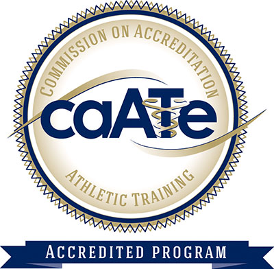 CAATE program logo