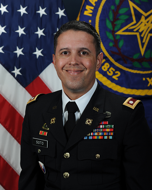 LTC Tex William Soto