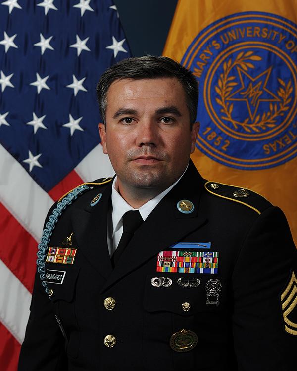 Sergeant First Class Brandon A. Brungardt